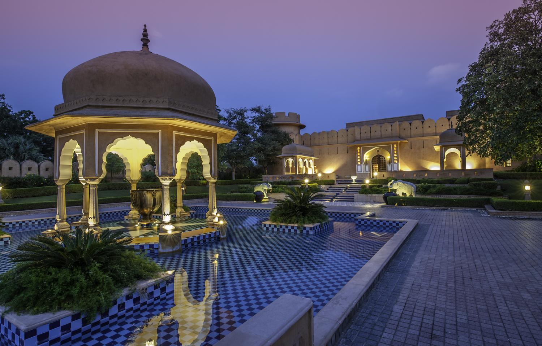 Oberoi Hotel Rajvilas Jaipur India
