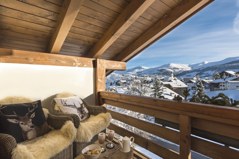 La Val Bergspa Hotel, Brigels, Switzerland.