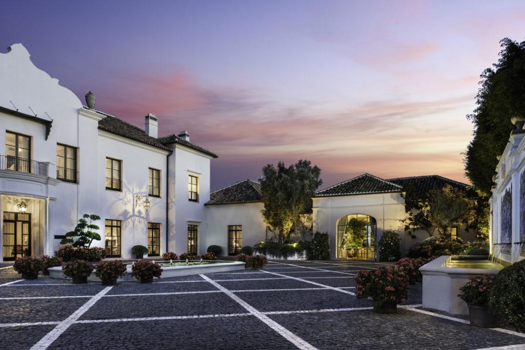 Hotel Finca Cortesin, Casares, Malaga, Spain