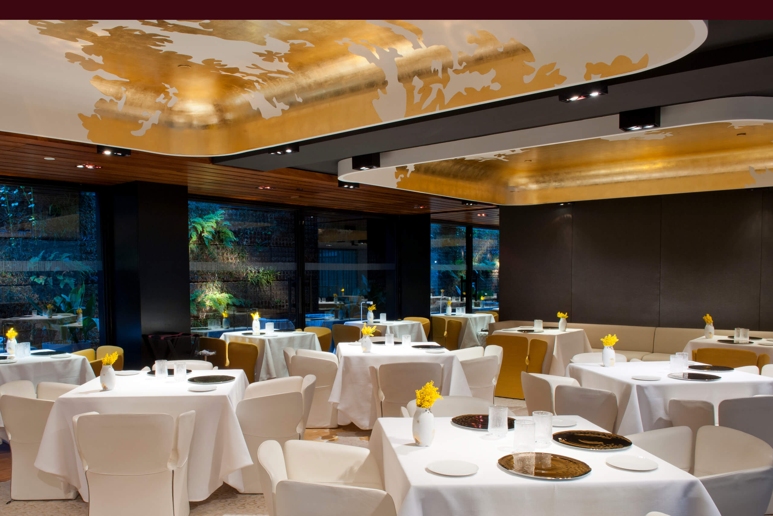 Hotel Mandarin Oriental Barcelona by Michelle Chaplow