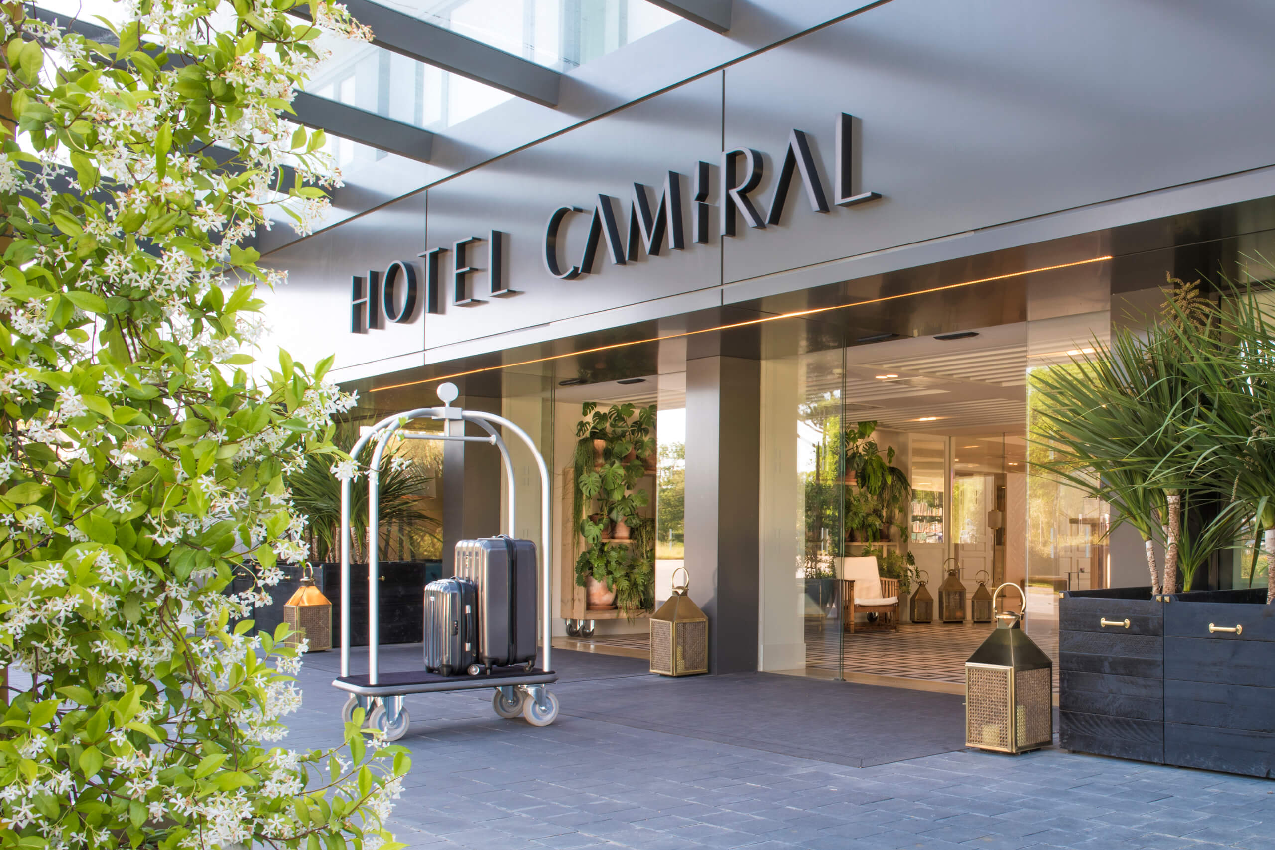 Hotel Camiral, Girona, Spain. Hotel photography by Michelle Chaplow